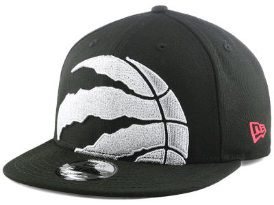 Toronto Raptors New Era NBA Y2K Big Under 9FIFTY Snapback Cap