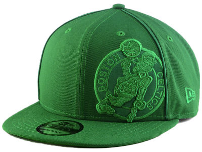 Boston Celtics New Era NBA Y2K Shimmer 9FIFTY Snapback Cap