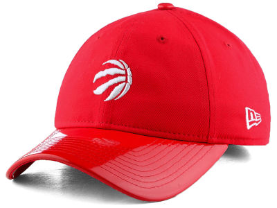 Toronto Raptors New Era NBA Scarlet Hook 9TWENTY Cap