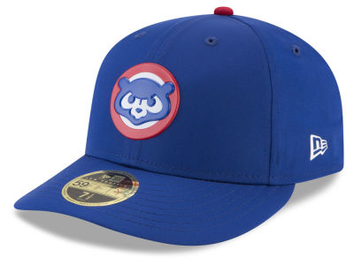 Chicago Cubs New Era MLB Batting Practice Prolight Low Profile 59FIFTY Cap