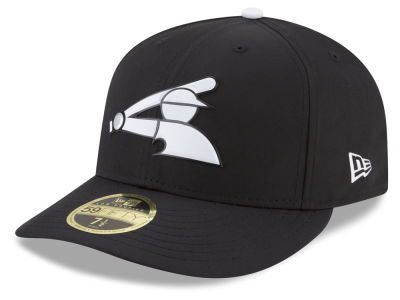 Chicago White Sox New Era MLB Batting Practice Prolight Low Profile 59FIFTY Cap