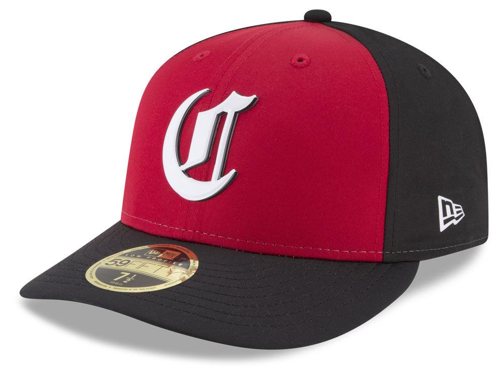 e446df89190 Cincinnati Reds New Era MLB Batting Practice Prolight Low Profile 59FIFTY  Cap