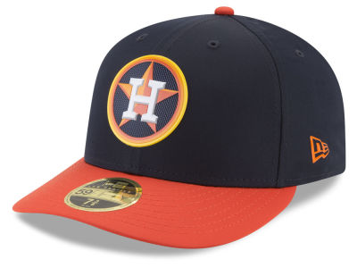 Houston Astros New Era MLB Batting Practice Prolight Low Profile 59FIFTY Cap