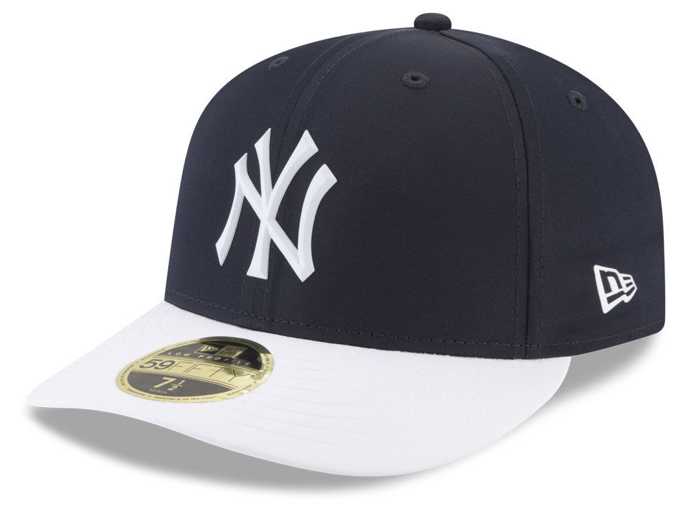 New York Yankees New Era MLB Batting Practice Prolight Low Profile 59FIFTY  Cap  d1671360135