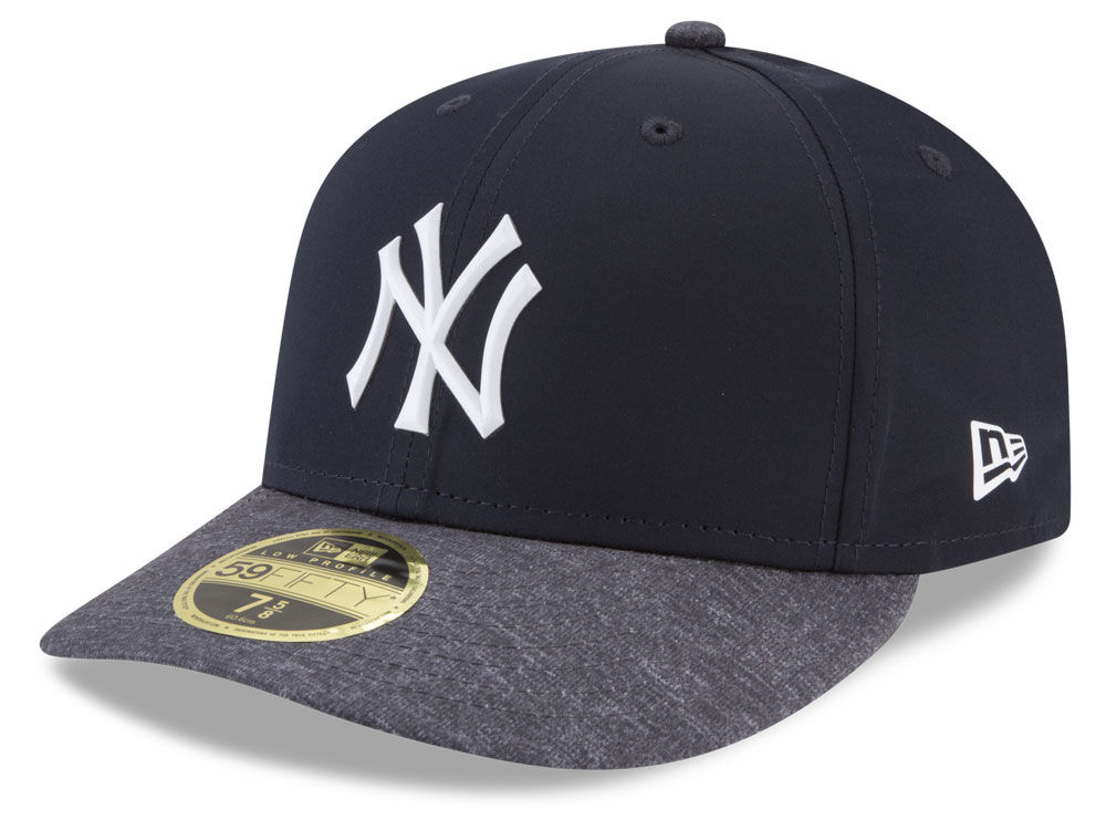 a1fe94c85e9 New York Yankees New Era MLB Batting Practice Prolight Low Profile 59FIFTY  Cap