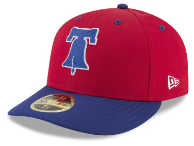 Philadelphia Phillies New Era MLB Batting Practice Prolight Low Profile 59FIFTY Cap