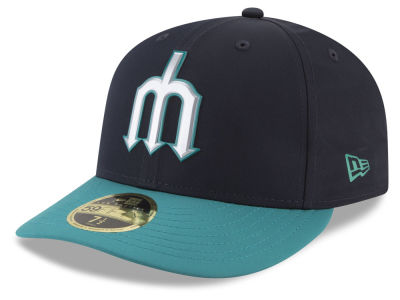 Seattle Mariners New Era MLB Batting Practice Prolight Low Profile 59FIFTY Cap