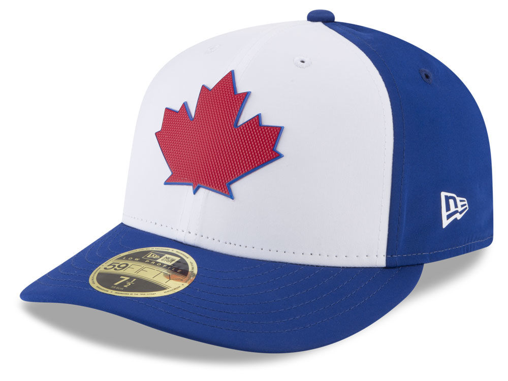 huge selection of d4517 a614e ... clearance toronto blue jays new era mlb batting practice prolight low  profile 59fifty cap 84592 fb7d6
