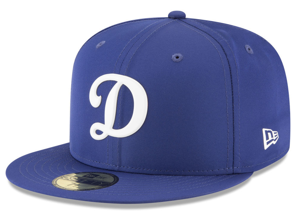 246f508fb7f Los Angeles Dodgers New Era MLB Batting Practice Prolight 59FIFTY Cap
