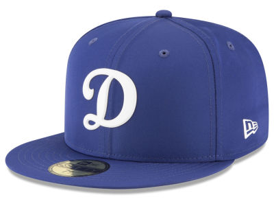Los Angeles Dodgers New Era MLB Batting Practice Prolight 59FIFTY Cap