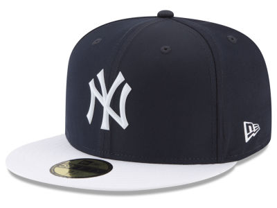 New York Yankees New Era MLB Batting Practice Prolight 59FIFTY Cap