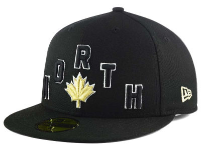 Toronto Raptors New Era NBA City Series 9FIFTY Snapback Cap