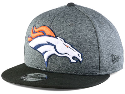 Denver Broncos New Era NFL Grand Storm Tech 9FIFTY Snapback Cap