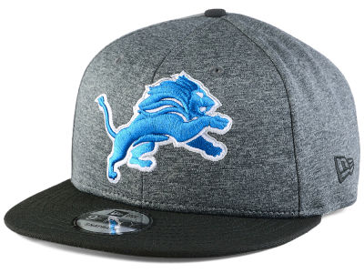 Detroit Lions NFL Grand Storm Tech 9FIFTY Snapback Cap
