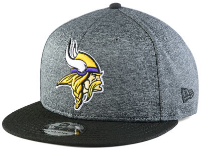 Minnesota Vikings NFL Grand Storm Tech 9FIFTY Snapback Cap