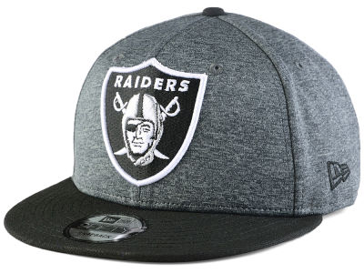 Oakland Raiders NFL Grand Storm Tech 9FIFTY Snapback Cap