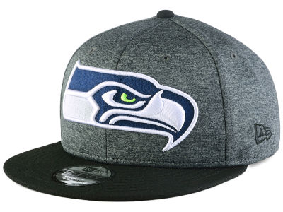 Seattle Seahawks NFL Grand Storm Tech 9FIFTY Snapback Cap