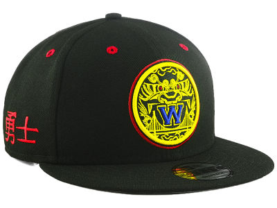 Golden State Warriors New Era NBA City Series 9FIFTY Snapback Cap