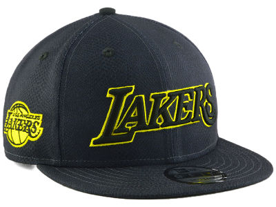 Los Angeles Lakers New Era NBA City Series 9FIFTY Snapback Cap