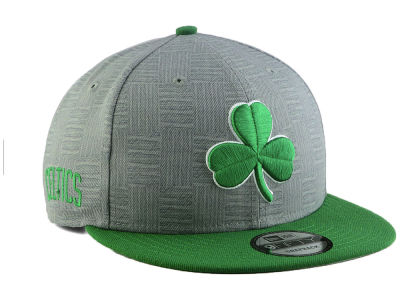 Boston Celtics New Era NBA City Series 9FIFTY Snapback Cap