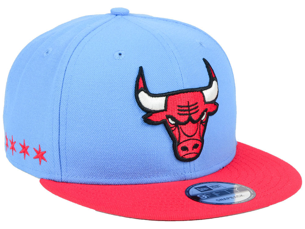 27a812c2e19 ... canada chicago bulls new era nba city series 9fifty snapback cap 41047  f6aae