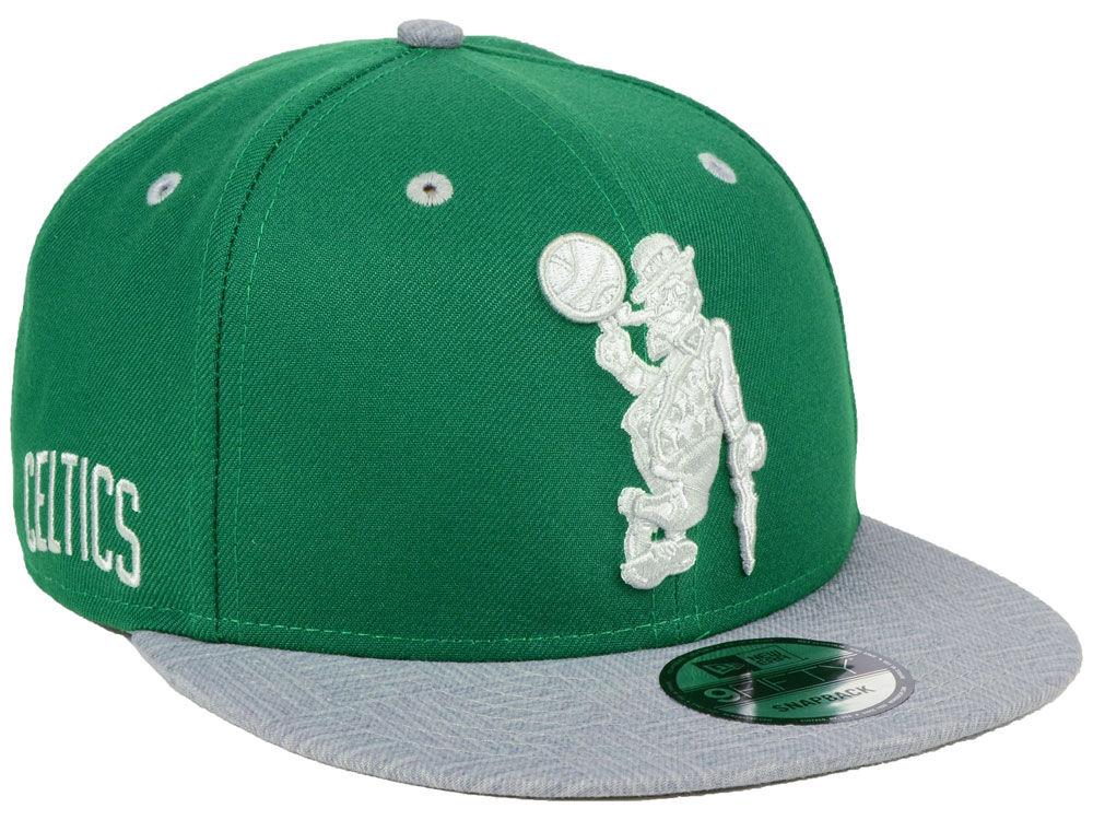 Boston Celtics New Era NBA City Series 9FIFTY Snapback Cap  7d0635d289