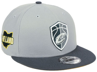 Cleveland Cavaliers New Era NBA City Series 9FIFTY Snapback Cap