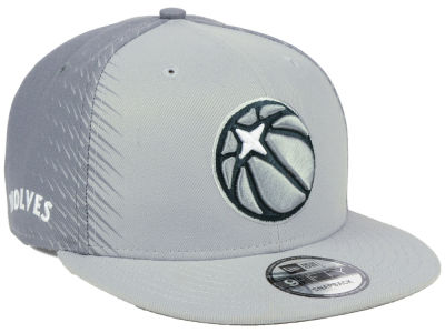 Minnesota Timberwolves New Era NBA City Series 9FIFTY Snapback Cap