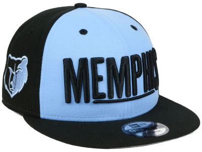 Memphis Grizzlies New Era NBA City Series 9FIFTY Snapback Cap