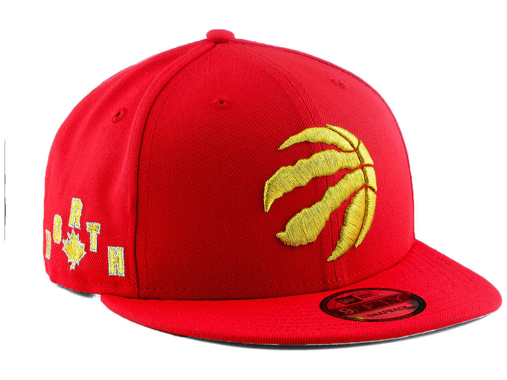 35e80ef223f Toronto Raptors New Era NBA City Series 9FIFTY Snapback Cap
