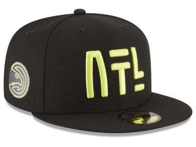Atlanta Hawks New Era NBA City Series 59FIFTY Cap