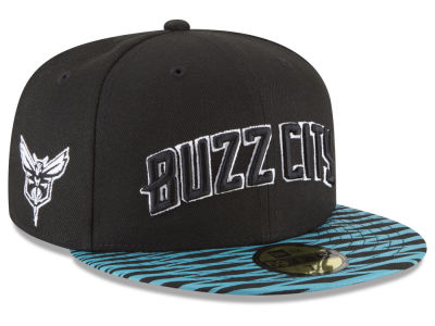 Charlotte Hornets New Era NBA City Series 59FIFTY Cap