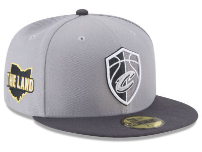 Cleveland Cavaliers New Era NBA City Series 59FIFTY Cap