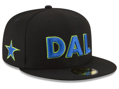 Dallas Mavericks New Era NBA City Series 59FIFTY Cap