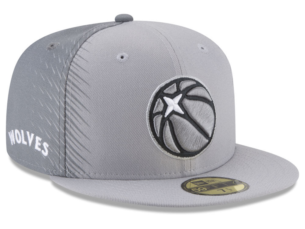 Minnesota Timberwolves New Era NBA City Series 59FIFTY Cap  e33398689c8