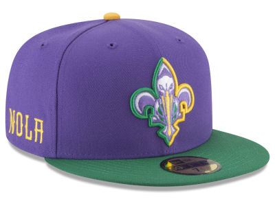 New Orleans Pelicans New Era NBA City Series 59FIFTY Cap