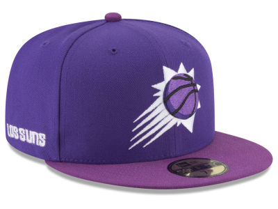 Phoenix Suns New Era NBA City Series 59FIFTY Cap
