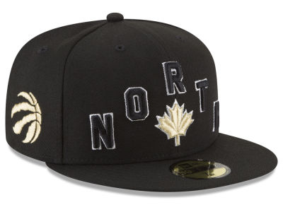 Toronto Raptors New Era NBA City Series 59FIFTY Cap