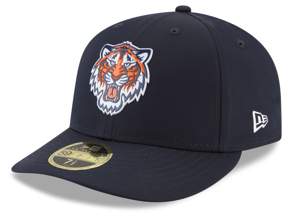the latest eaae8 f5522 shopping detroit tigers new era mlb batting practice prolight low profile  59fifty cap dd0be 36cee