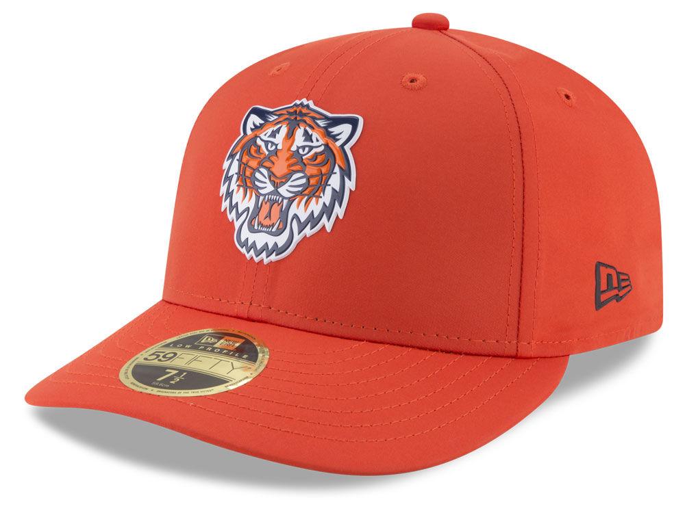super popular 7d4ea af625 Detroit Tigers New Era MLB Batting Practice Prolight Low Profile 59FIFTY Cap    lids.com