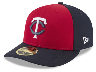 Minnesota Twins New Era MLB Batting Practice Prolight Low Profile 59FIFTY Cap
