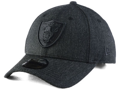 Oakland Raiders NFL Heather 9FORTY Cap