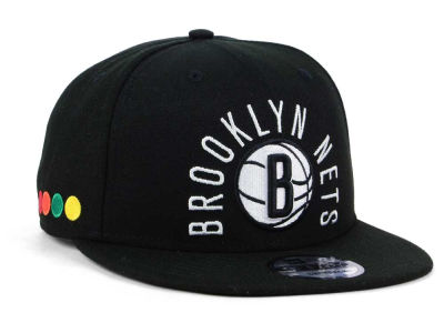 Brooklyn Nets New Era NBA City Series 9FIFTY Snapback Cap