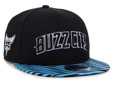Charlotte Hornets New Era NBA City Series 9FIFTY Snapback Cap