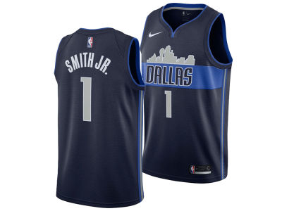 Dallas Mavericks Dennis Smith Nike NBA Men's Statement Swingman Jersey