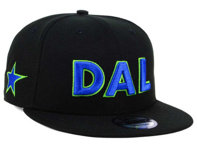 Dallas Mavericks New Era NBA City Series 9FIFTY Snapback Cap