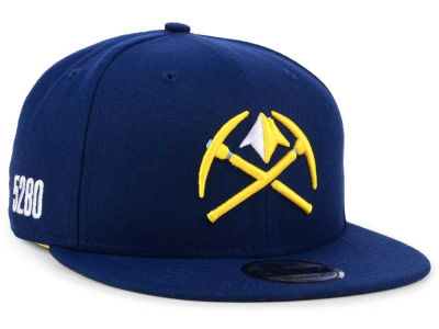 Denver Nuggets New Era NBA City Series 9FIFTY Snapback Cap