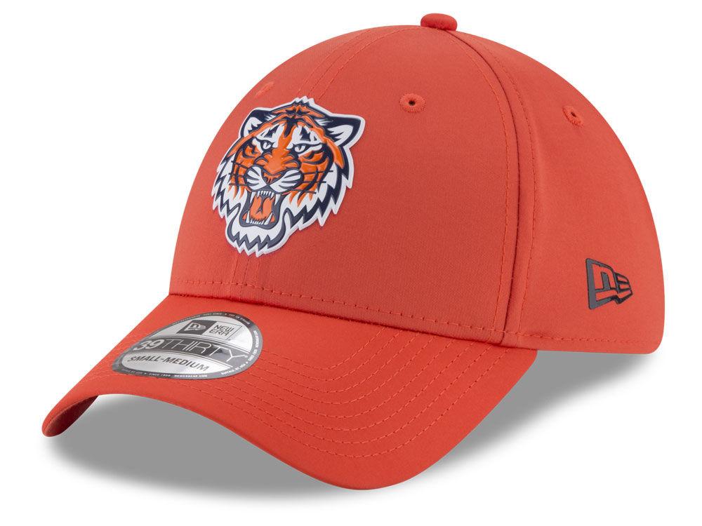 new style 3d03e 7386d ... cheap detroit tigers new era mlb batting practice prolight 39thirty cap  842f5 9f669