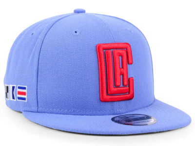 Los Angeles Clippers New Era NBA City Series 9FIFTY Snapback Cap