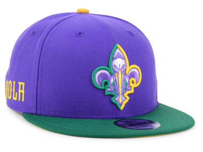 New Orleans Pelicans New Era NBA City Series 9FIFTY Snapback Cap